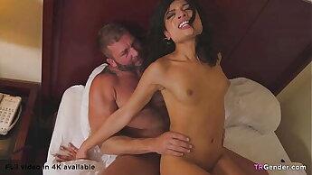 Cute TS Valentina Mia